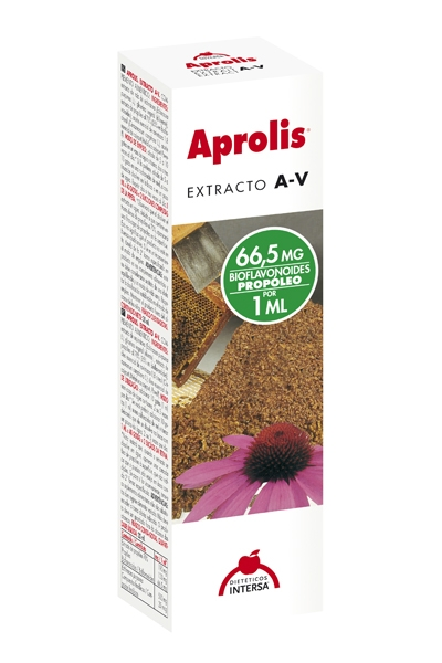 APROLIS AV ANTIVIR EXTRAC 30ML INTERSA