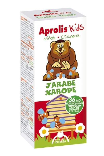 APROLISKIDS JARABE 180ML INTERSA