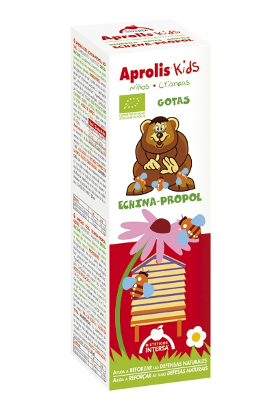 APROLIS KIDS ECHINA-PROP 50ML GOTAS INTERSA