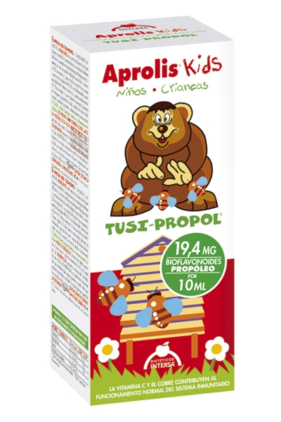 APROLIS KIDS TUSIPROPOL 105ML INTERSA