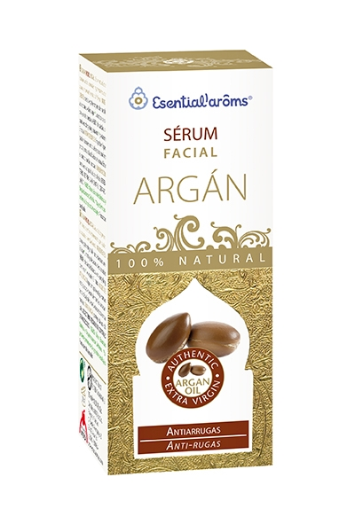 SERUM FACIAL ARGAN 15ML ESENTIAL AROMS INTERSA
