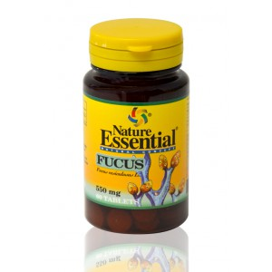 FUCUS 550MG 60TAB NATURE ESSENTIAL