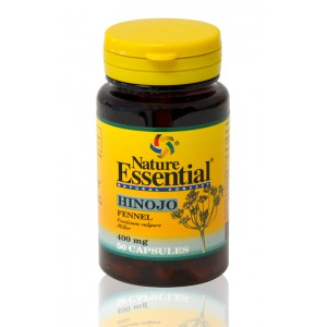 HINOJO 400MG 50CAP NATURE ESSENTIAL