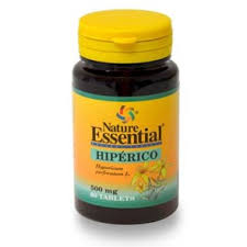 HIPERICO 500MG 60CAP NATURE ESSENTIAL