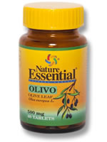 OLIVO 50MG 60CAP NATURE ESSENTIAL