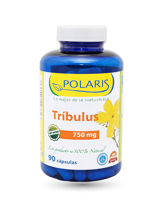 TRIBULUS 750 MG 90C POLAR