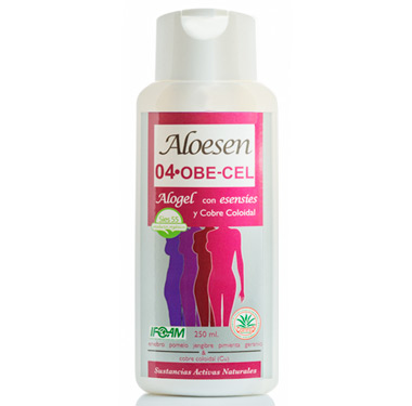 ALOESEN 04 OBE-CELL 250ML SIES 55