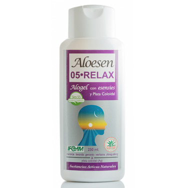 ALOESEN 05 RELAX 250ML SIES 55