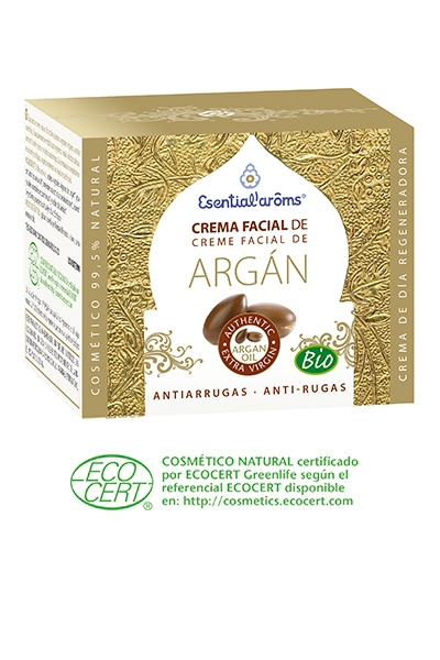 CREMA ARGAN 50ML ESSENTIAL AROMS INTERSA