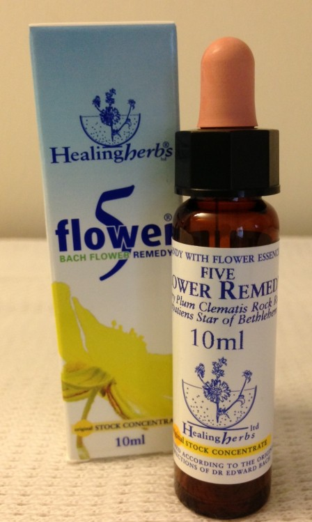 FLORES BACH RESCUE 10ML HEALING HERB
