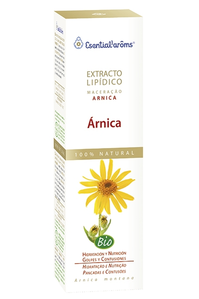 EXTRACTO LIPIDICO ARNICA 100ML INTERSA