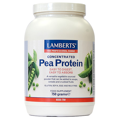 PEA PROTEIN GUISANTE 750GR LAMBERTS