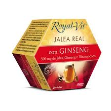 JALEA REAL TOP VITAL GINSENG ROYAL VIT DIETISA