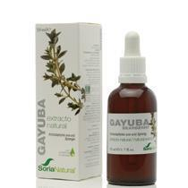 EXTRACTO GAYUBA 50ML SORIA NATURAL
