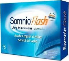 SOMNIO FLASH 30COMP DIETISA