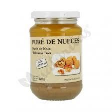 PURE NUECES 320GR SAIN