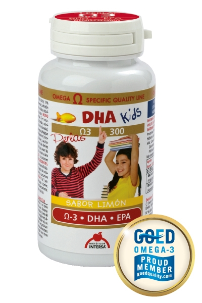 DHA KIDS 90PERLAS INTERSA