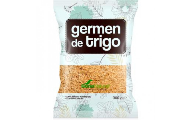 GERMEN TRIGO 300GR SORIA NATURAL