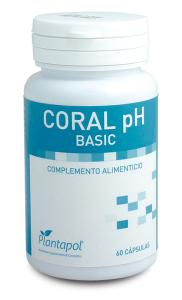 CORAL PH 60 CAPS PLANTAPOL