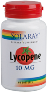 LYCOPENE 10MG 60PERLAS SOLARAY