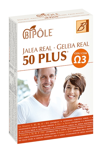 JALEA REAL 50 PLUS BIPOLE INTERSA
