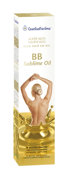 ACEITE SECO BB SUBLIME 100 ML INTERSA