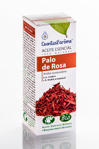 ACEITE ES PALO ROSA 10ML ESENTIAL AROMS INTERSA