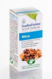 ACEITE ESENCIAL MIRRA 5 ML ESENTIAL AROMS INTERSA