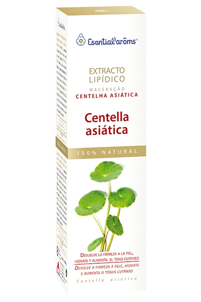 EXTRACTO LIPIDICO CENTELLA ASIATICA 100 ML INTERSA