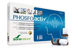 PHOSFOACTIV 20 AMPOLLAS 15ML SORIA NATURAL