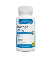MORINGA 400MG 100CAP POLARIS