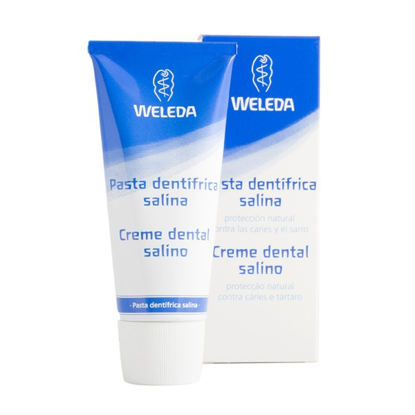 DENTIFRICO SALINO 75ML WELEDA