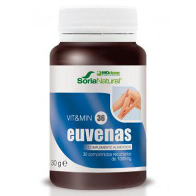 EUVENAS 30COMP MGDOSE SORIA NATURAL