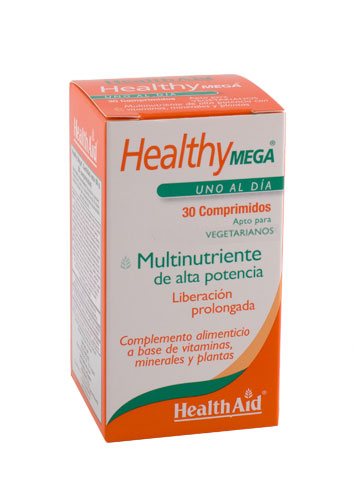 HEALTHY MEGA 30COMP HEALTH AID