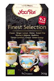 YOGI TEA FINEST SELECTION 18FILTROS