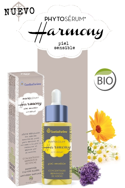 PHYTOSERUM HARMONY PIEL SENSIBLE 30 ML INTERSA