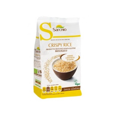 CRISPY RICE 200GR SARCHIO
