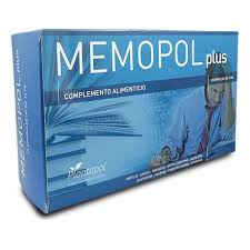 MEMOPOL PLUS 30 AMP 10 ML