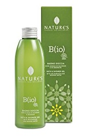 GEL BAÑO DUCHA BIO 200ML NATURES