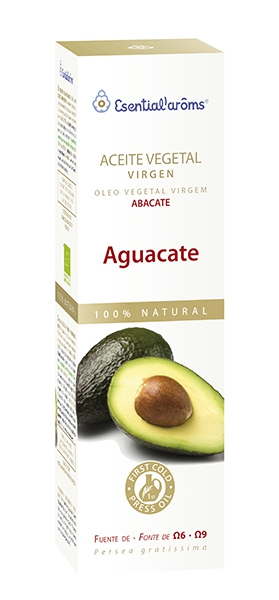 ACEITE VEGETAL AGUACATE 100ML INTERSA