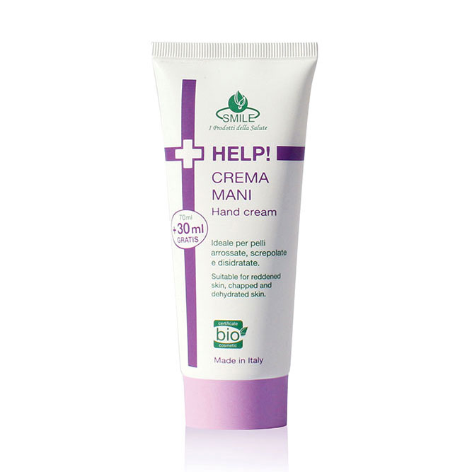 HELP CREMA MANOS BIO 100ML SMILE