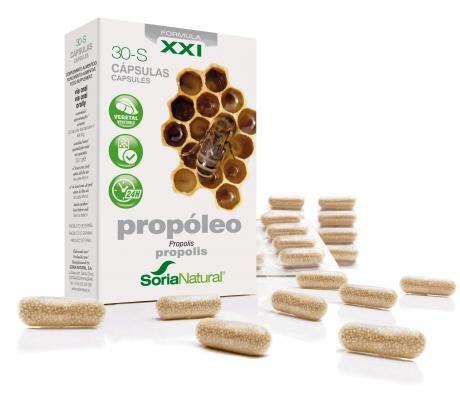 PROPOLEO 30CAP 690MG SORIA NATURAL