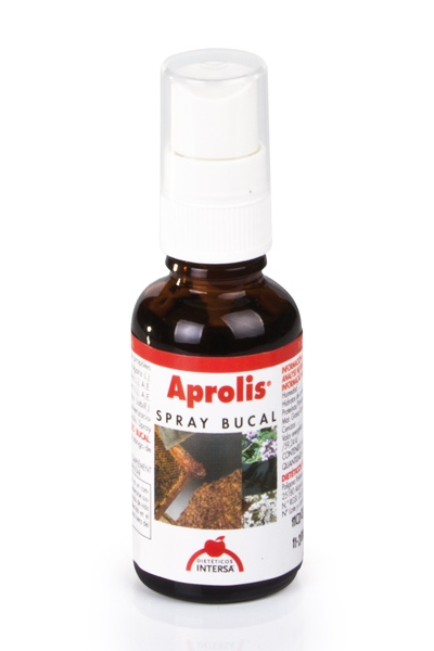 APROLIS SPRAY BUCAL 30ML