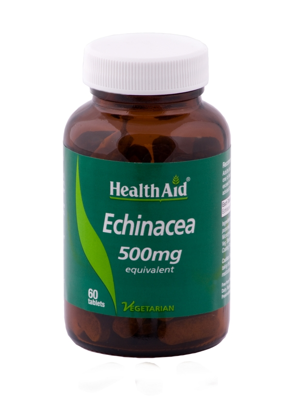 EQUINACEA 500MG 60COMP HEALTH AID