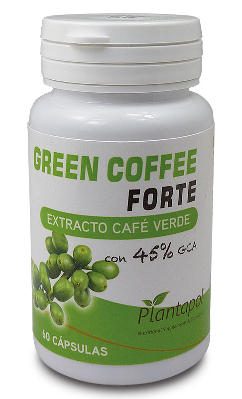 GREEN COFFEE FORTE 60CAP PLANTAPOL
