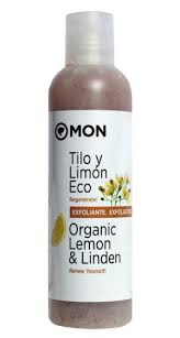 GEL EXFOLIANTE TILO LIMON 200ML MON
