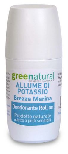 DESODORANTE ROLL ON BRISA MARINA 75ML GREEN NATURAL