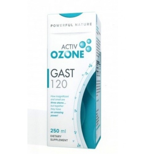 ACTIV OZONE GAST 120 250ML POWERFUL NATURE