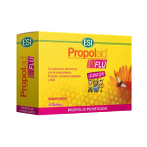 PROPOLAID FLU JUNIOR 10 SOBRES ESI