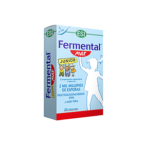 FERMENTAL MAX JUNIOR  20CAP ESI